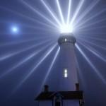 beacon of light in the dark